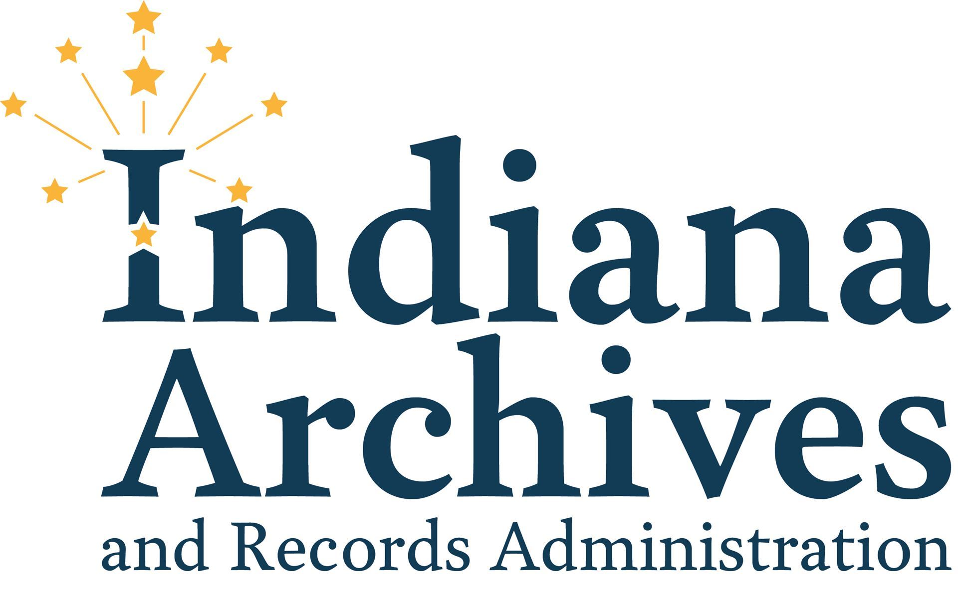 """Indiana State Library Author's Room + History Reference Room. """""""